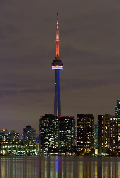Toronto Photos :: Sergey-Tishin :: CN Tower