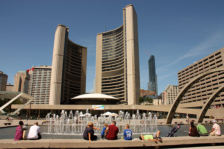 Toronto Photos :: City Hall :: Toronto City Hall