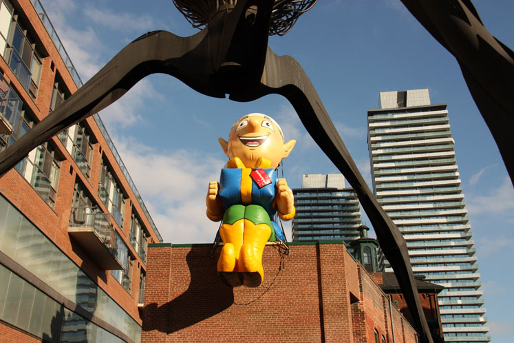 Toronto Photos :: Torontonian :: Distillery District