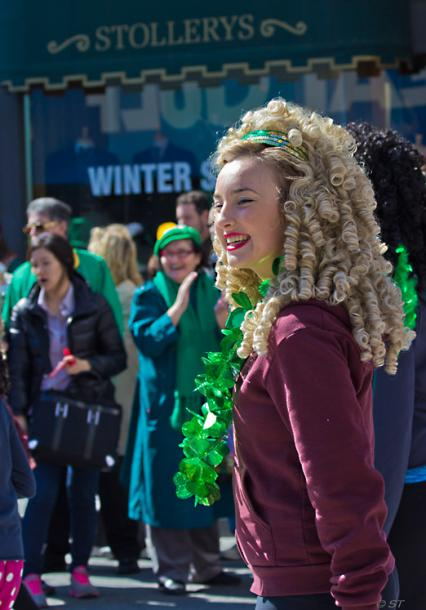 Toronto Photos :: Sergey-Tishin :: St. Patrick´s Day Parade in Toronto