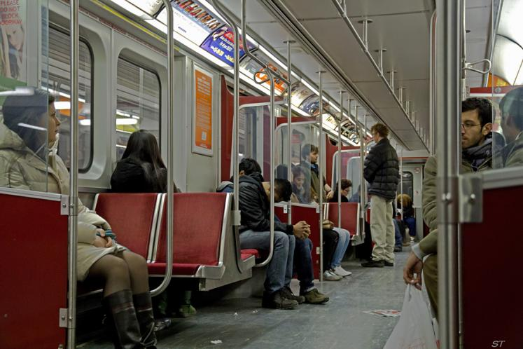 Toronto Photos :: North York :: Toronto subway