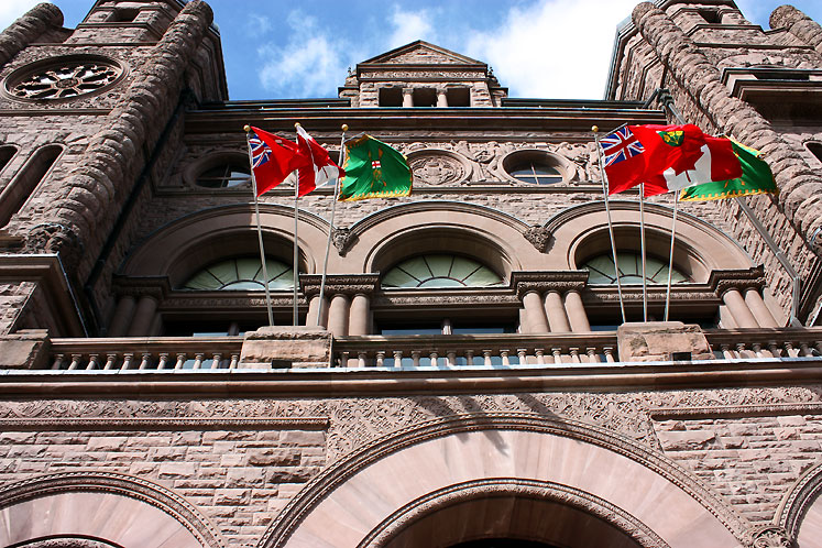 Toronto Photos :: Ontario Parliament building :: Ontario Legislative Assembly Building